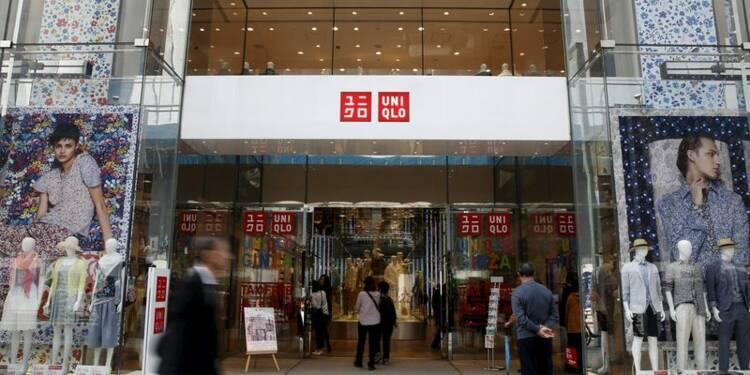 Fast Retailing (Uniqlo) réduit ses prévisions de résultats