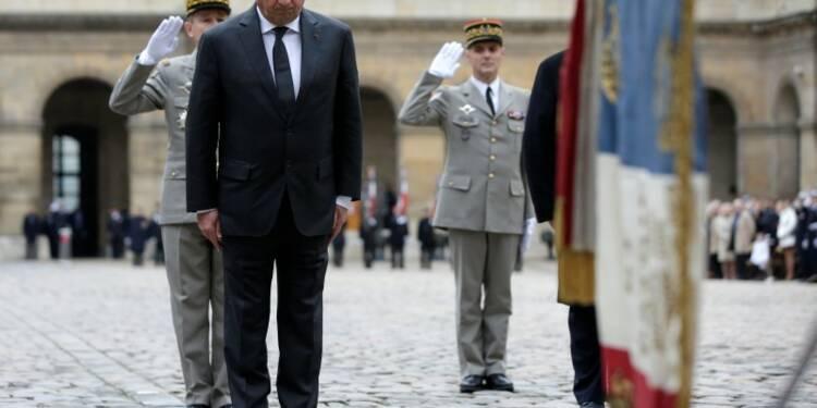 2015, un tournant politique pour François Hollande