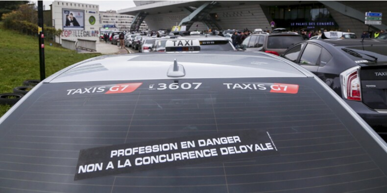 Grève des taxis : c'est reparti pour un tour