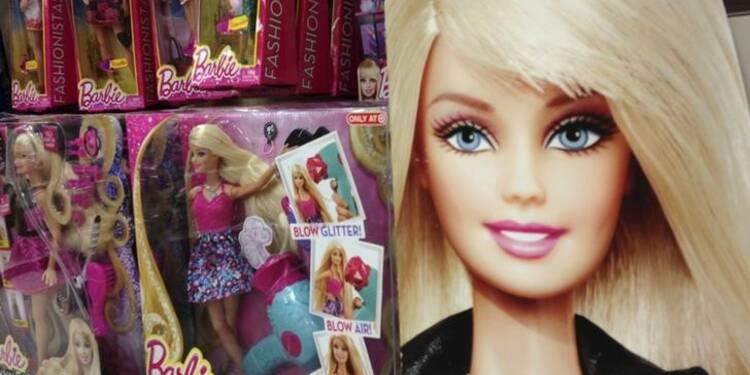 Mattel bat le consensus grâce à Barbie