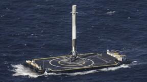 Nouvel atterrissage réussi pour un module de lancement SpaceX