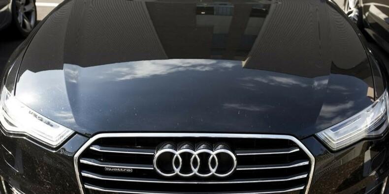 Audi suspend deux ingénieurs pour les émissions polluantes