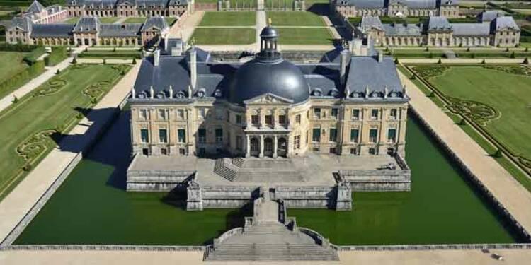 Le joli business du château de Vaux-le-Vicomte
