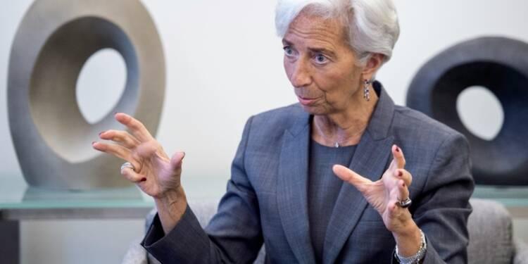 Brexit: le FMI abaissesa prévision de croissance 2017 en zone euro