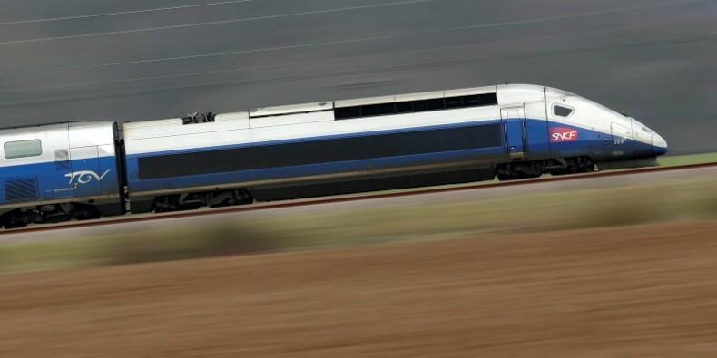Fausse alerte au risque d'attentat dans un TGV Nice-Paris