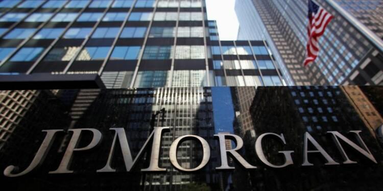 JP Morgan augmente ses provisions face aux prêts à l'énergie