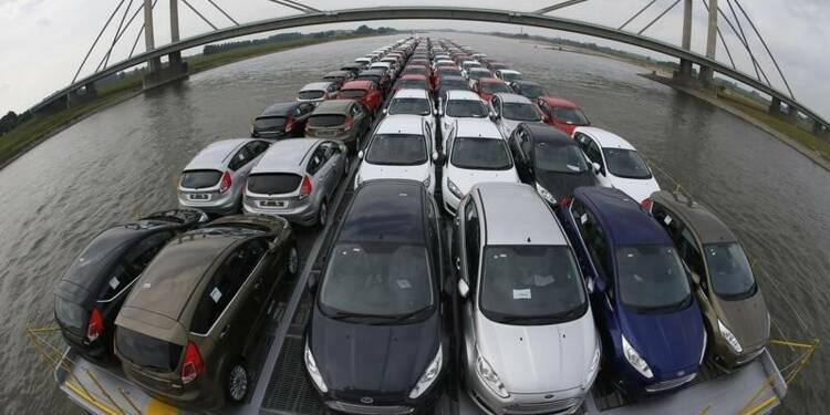 Le marché automobile en Allemagne en hausse de 10% en mai