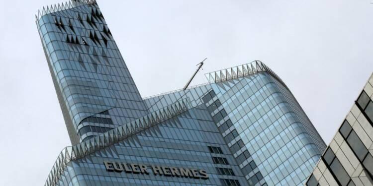 Les comptes trimestriels d'Euler-Hermes dopés par une plus-value