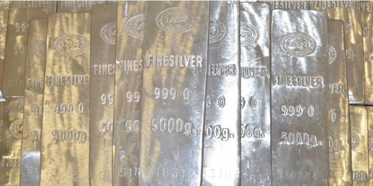 L'argent métal, une valeur refuge qui a encore un potentiel important