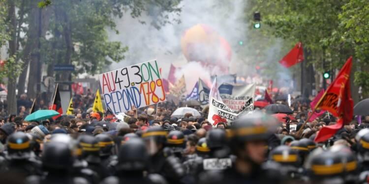 Grèves, manifestations: les opposants à la loi Travail veulent inscrire la mobilisation dans la durée