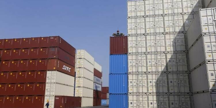 Recul des exportations chinoises en avril, chute des importations