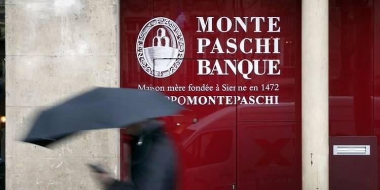 Monte Paschi annonce avoir garanti son plan de sauvetage