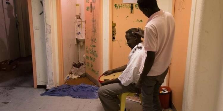 Une longue précarité pour les migrants subsahariens