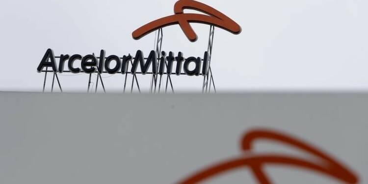 ArcelorMittal se dit plus optimiste pour le marché de l'acier