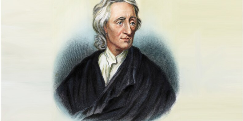 John Locke (1632 -1704) : on lui doit le concept de propriété privée