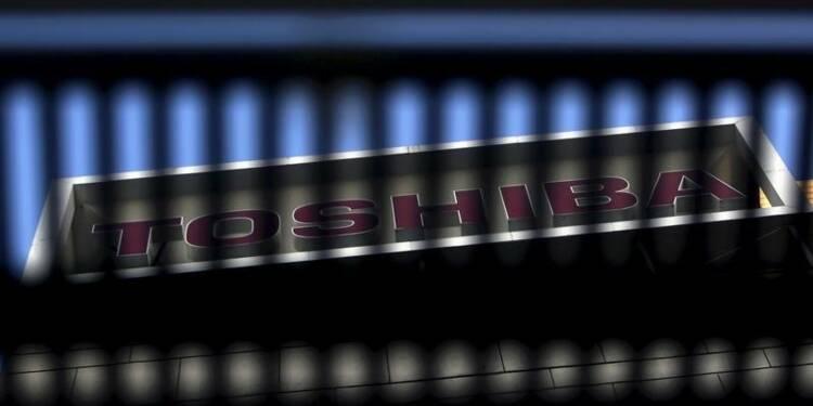 Toshiba voit un retour aux bénéfices cette année