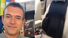 Jean Tognet : son coussin lombaire soulage les automobilistes