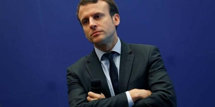 Emmanuel Macron pose un nouveau jalon dans sa marche