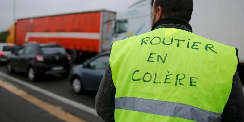 Une partie des cheminots rejoignent les routiers en grève