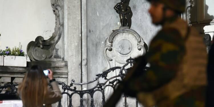 Tourisme, commerce, Bruxelles continue de souffrir de l'impact des attentats