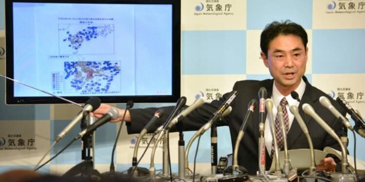 Japon: plusieurs usines à l'arrêt après le tremblement de terre