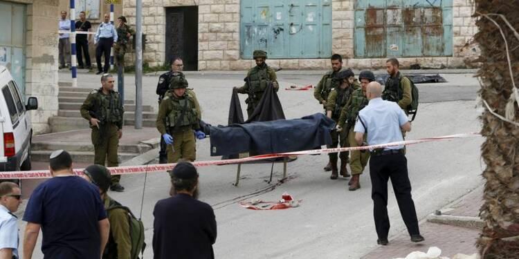 Un soldat inculpé d'homicide pour la mort d'un Palestinien