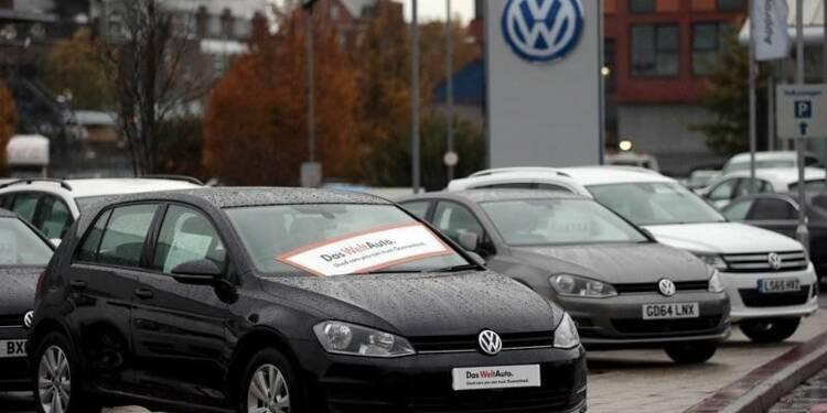 Première baisse des ventes du groupe Volkswagen depuis 13 ans