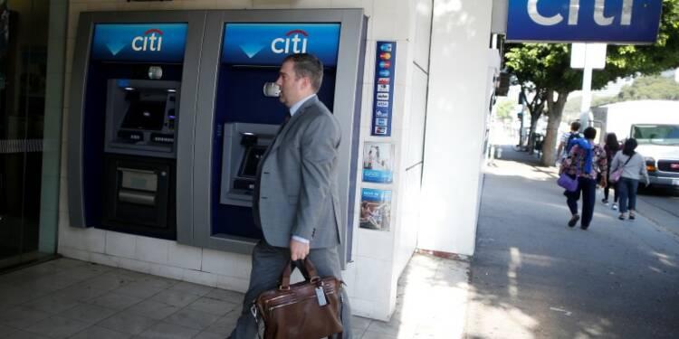 """Citigroup ne constate pas """"d'impact négatif important"""" du Brexit"""