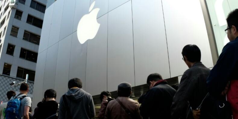 Apple : plongeon historique des ventes, plombées par les iPhone
