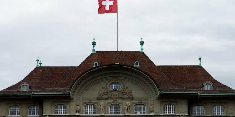 La Banque nationale suisse laisse sa politique inchangée