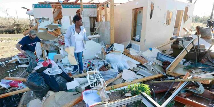 Le bilan des tornades aux Etats-Unis s'alourdit à 29 morts