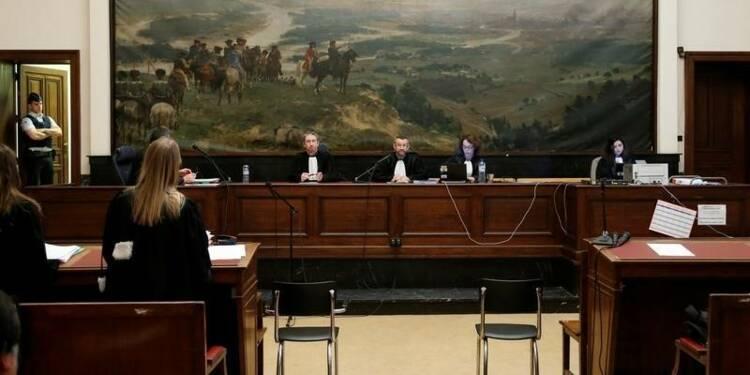 Jusqu'à 16 ans de prison infligés aux djihadistes de Verviers