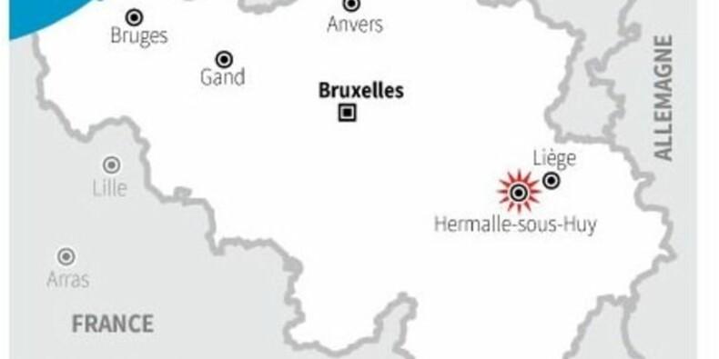 Collision meurtrière entre deux trains en Belgique
