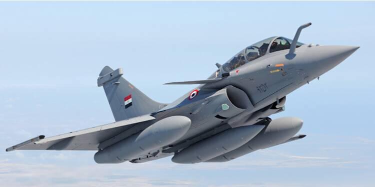 Les 3 premiers Rafale égyptiens prêts à décoller, nouveaux contrats en vue pour l'avion de Dassault