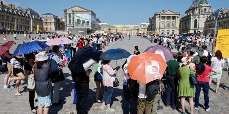 Année 2015 record pour le tourisme français malgré les attentats