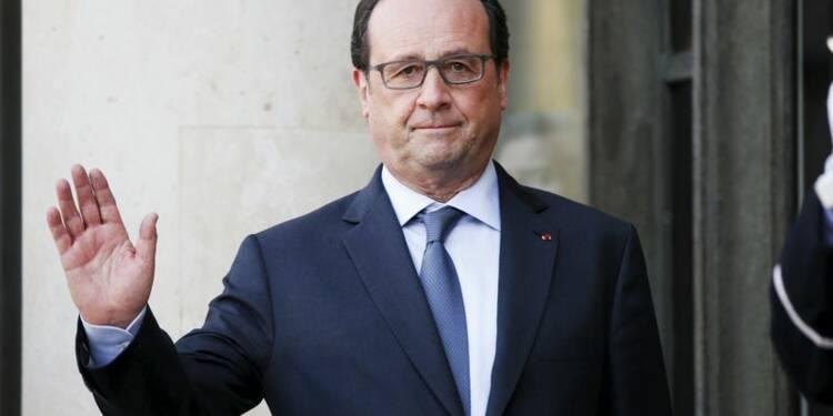 Seulement 14% de Français satisfaits de François Hollande