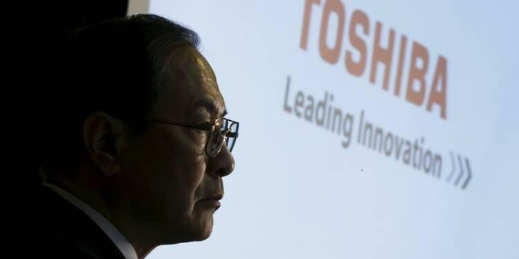 Toshiba supprime 6.800 postes et prévoit une perte record