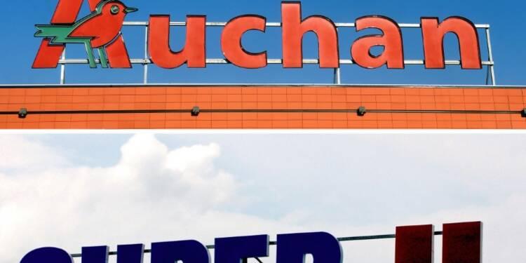Distribution : Auchan et Système U renoncent à leur mariage, pour mieux se concentrer sur les achats