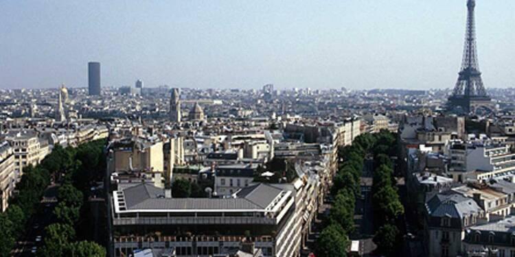 Le marché de l'immobilier parisien continue de chuter