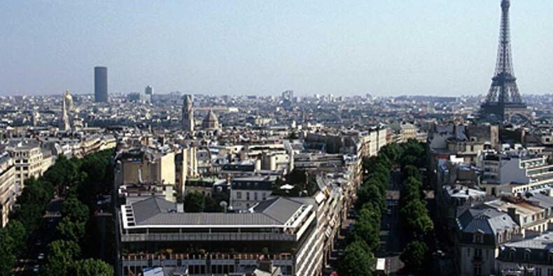 Le pouvoir d'achat immobilier des parisiens augmente encore légèrement