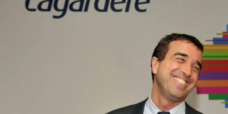 Lagardère a vu son bénéfice net bondir de 80% en 2015