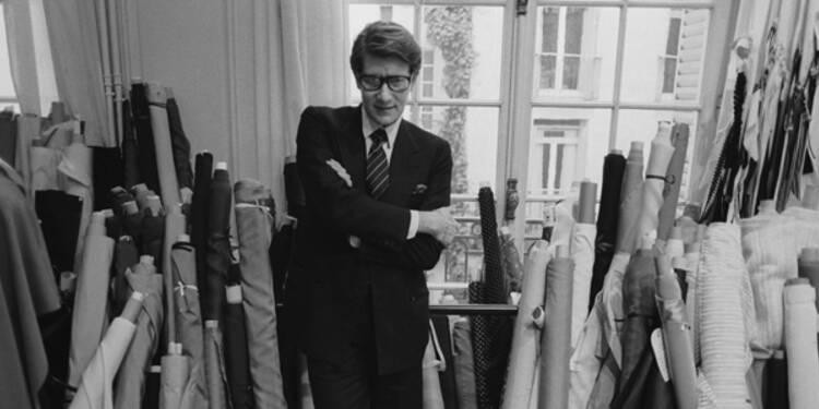 f9bb56910b Yves Saint Laurent (1936-2008) : le prodige qui a réinventé la ...