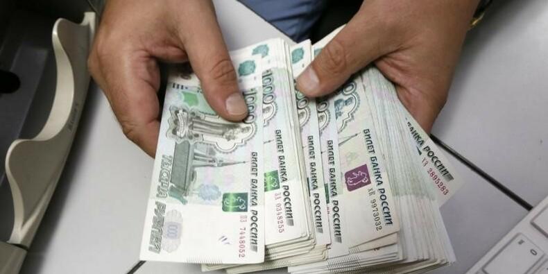 La contraction de l'économie russe s'atténue
