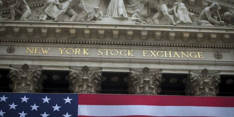 Le Dow Jones perd 0,13% mais le Nasdaq gagne 0,36%