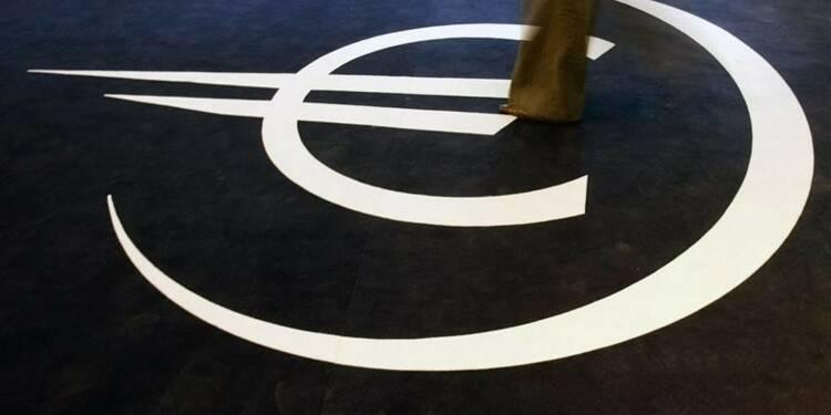 Inflation et croissance faibles en zone euro pour deux ans
