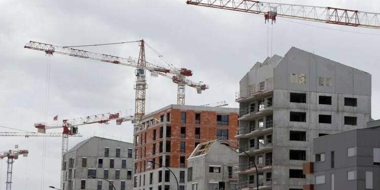 Les permis de construire en nette hausse au 2e trimestre