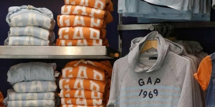 Gap prévoit un bénéfice annuel inférieur aux attentes