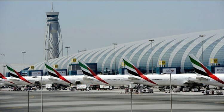 Aéroport de Dubaï : le 1er hub mondial fermé plusieurs heures après l'accident d'un avion d'Emirates