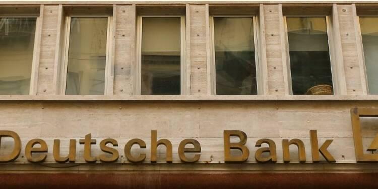 Deutsche Bank surprend le marché en publiant un bénéfice