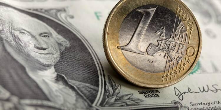 Le dollar finit l'année en hausse de 10,2% face à l'euro